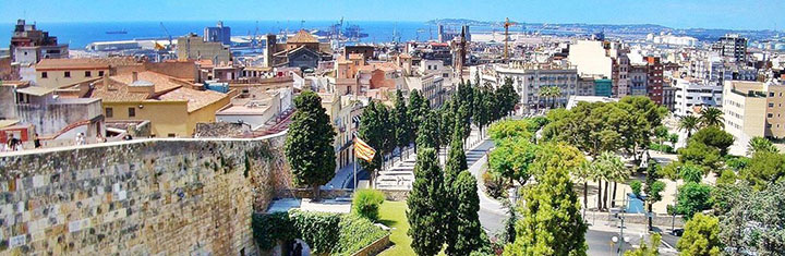 Beste reistijd Tarragona