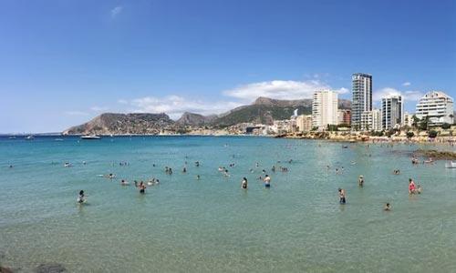 Stranden Costa Blanca