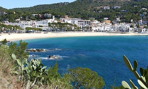 Stranden Costa Brava