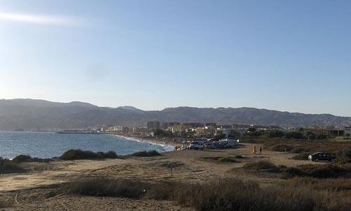 Stranden Costa de Almeria