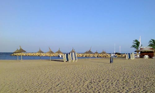 Stranden Costa Dorada