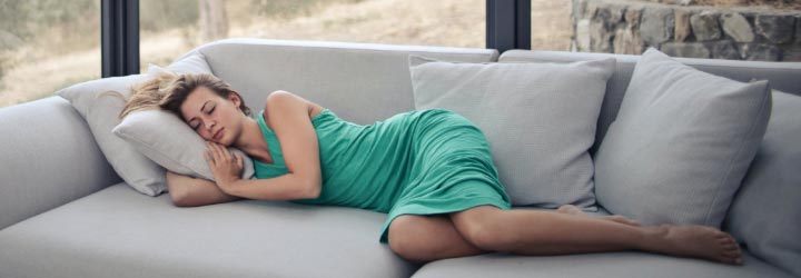 Tips slapen bij heet weer