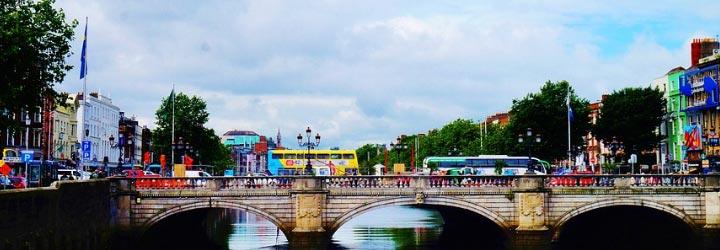 Top 10 bezienswaardigheden Dublin