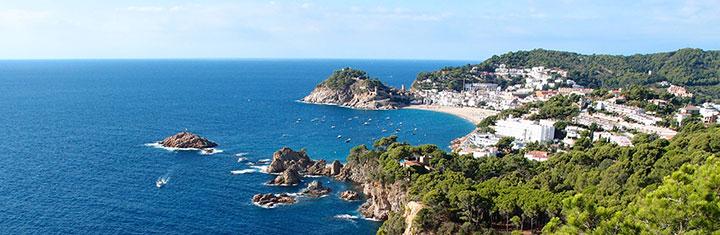 Beste reistijd Costa Brava