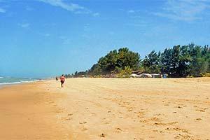 Winterzon januari Gambia