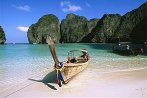 Winterzon januari Thailand