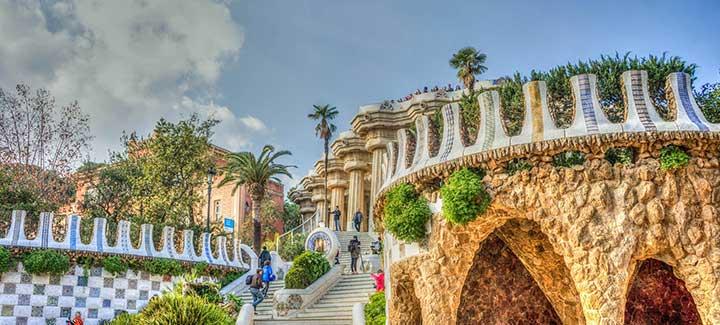 Barcelona voorjaarsvakantie